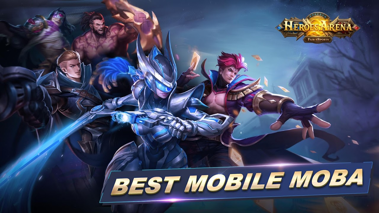 Heroes Arena The App Store