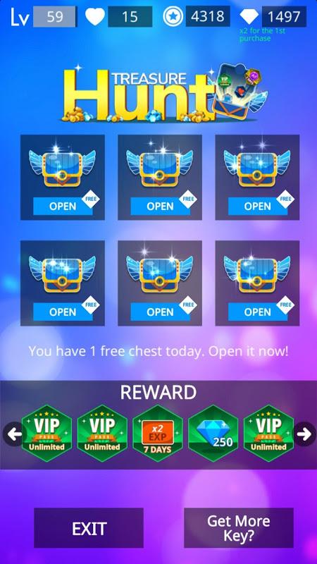 Screenshot Magic Tiles 3 APK
