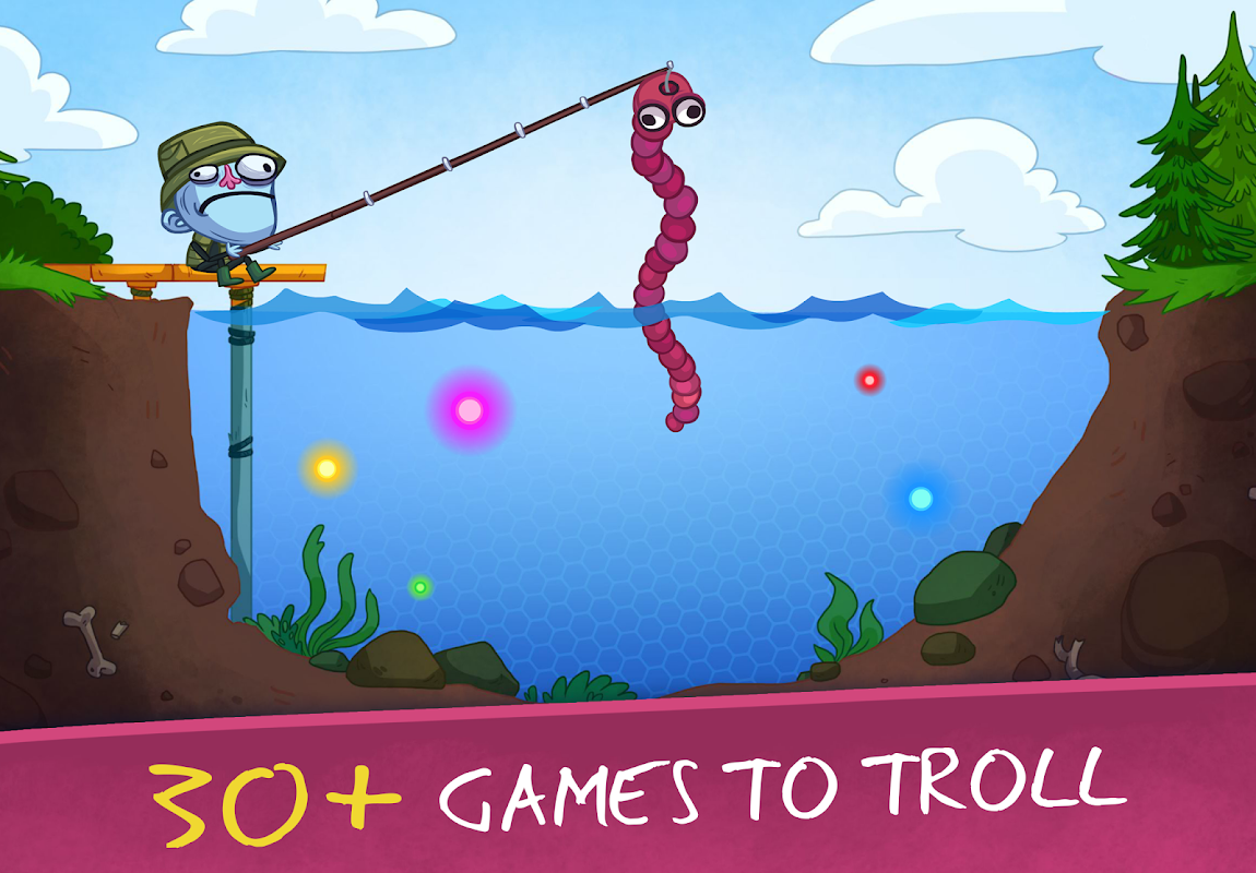 Screenshot Troll Quest Video Games 2 APK
