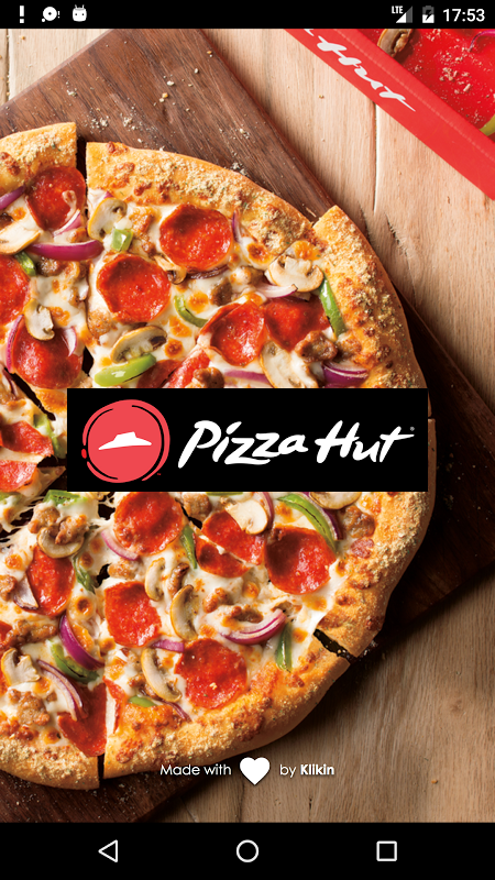 Pizza Hut The App Store