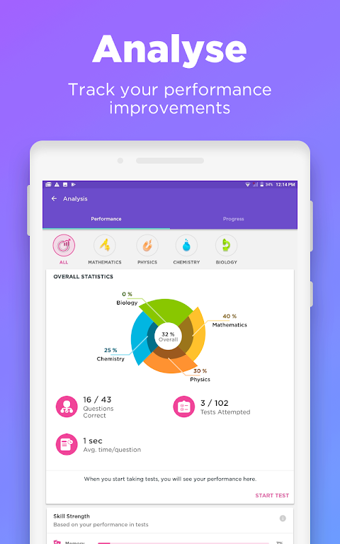 Screenshot BYJU'S – The Learning App APK