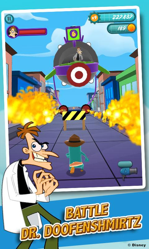 Screenshot Agent P APK