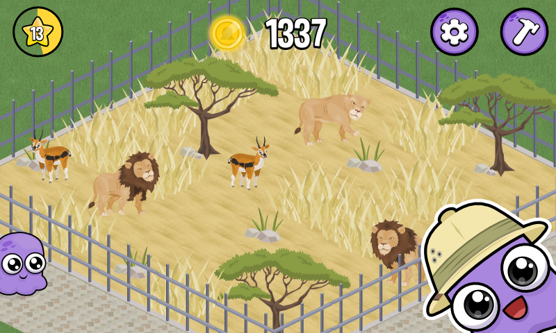 Screenshot Moy Zoo APK