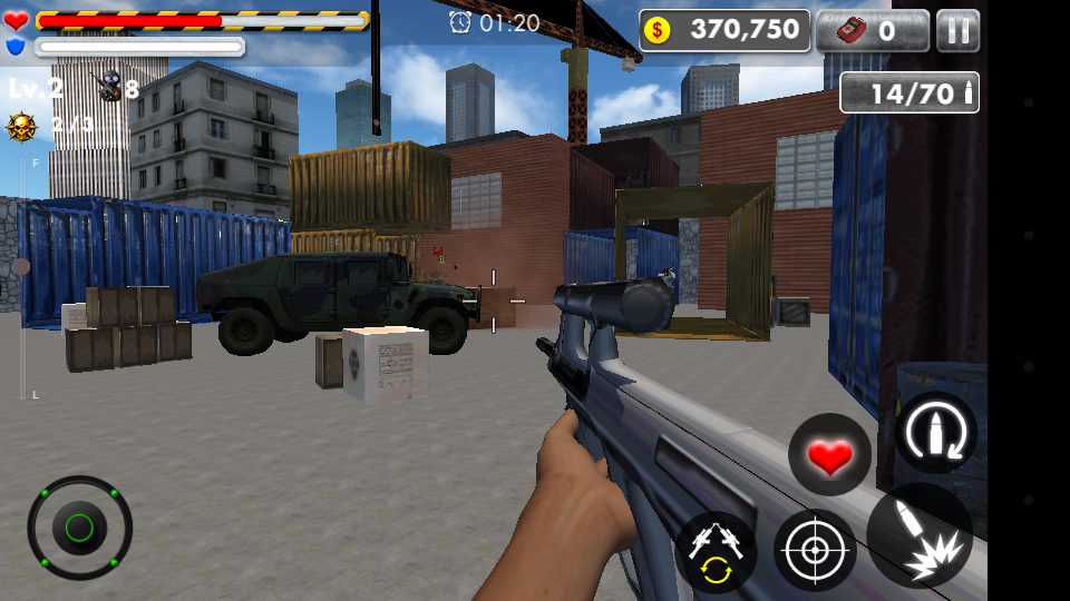 Counter Strike The App Store android Code Lads
