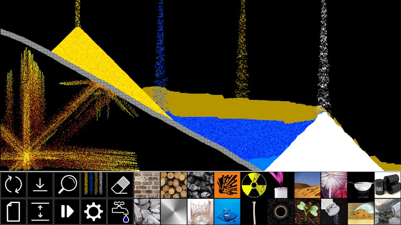 Screenshot sand:box - relaxing game APK