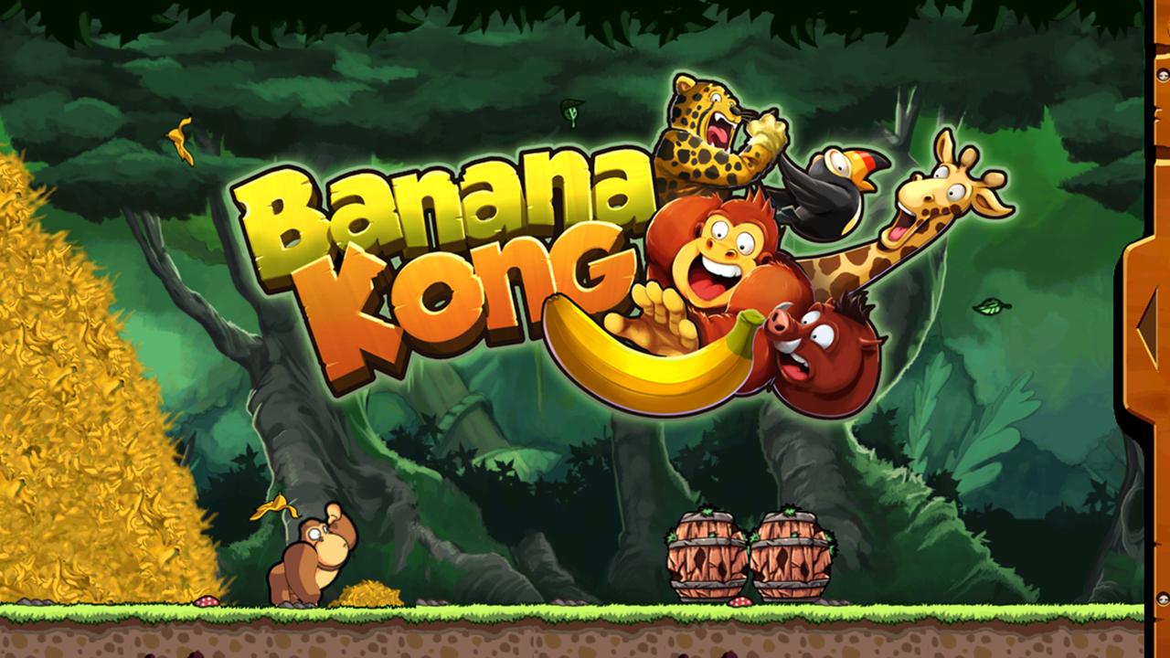 Banana Kong The App Store