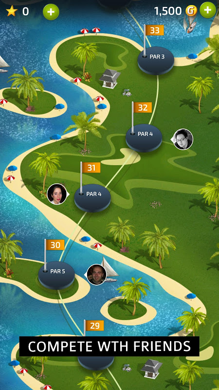 Screenshot Pro Feel Golf APK