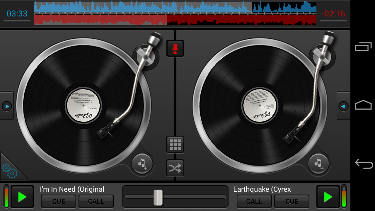 DJ Studio 5 - Free music mixer The App Store android Code Lads