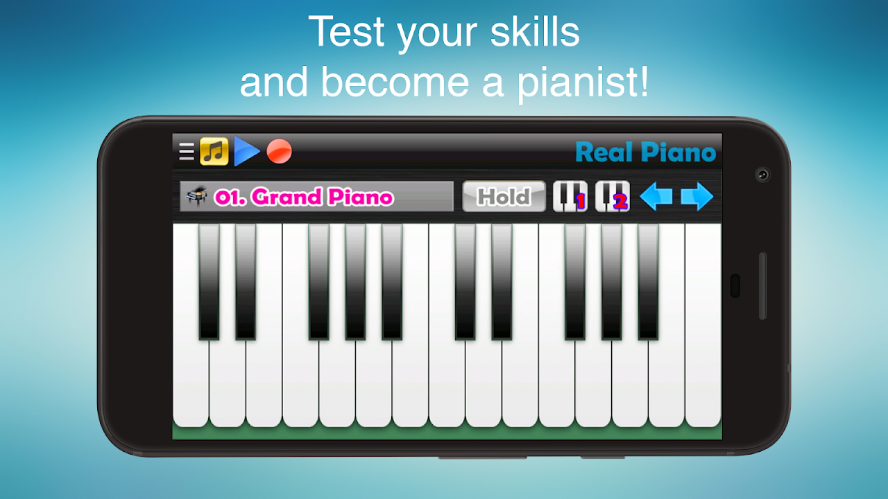 Real Piano - The Best Piano Simulator The App Store
