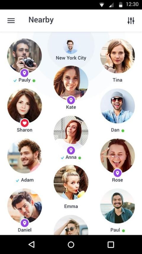 Badoo The App Store android Code Lads