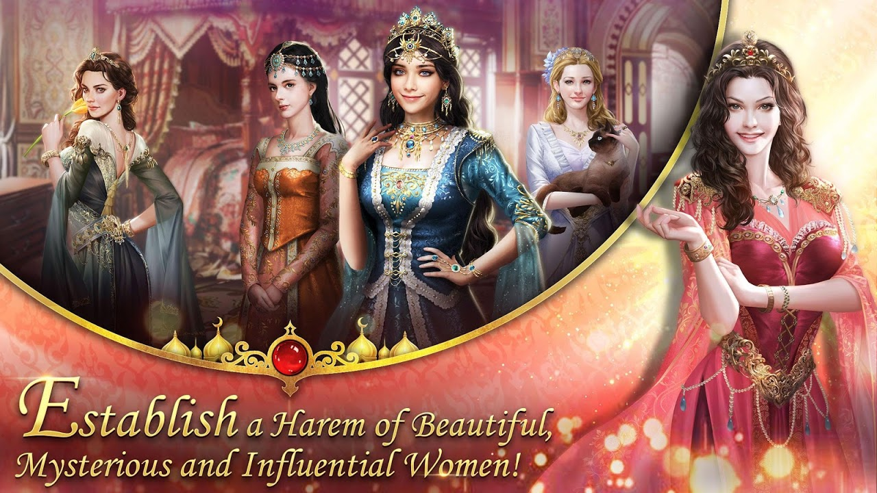 Game of Sultans The App Store