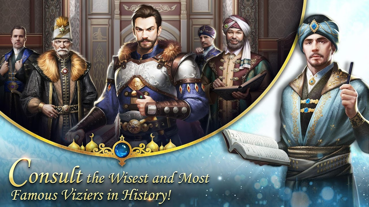 Game of Sultans The App Store android Code Lads