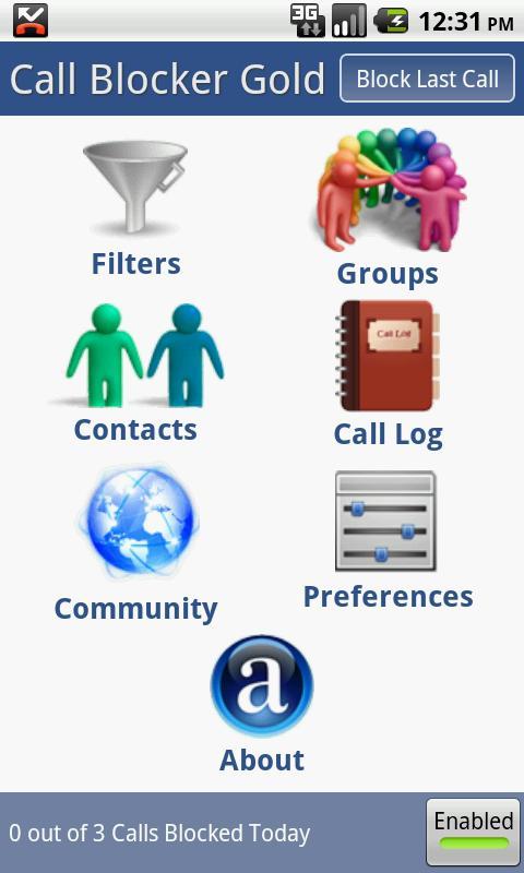 Call Blocker The App Store