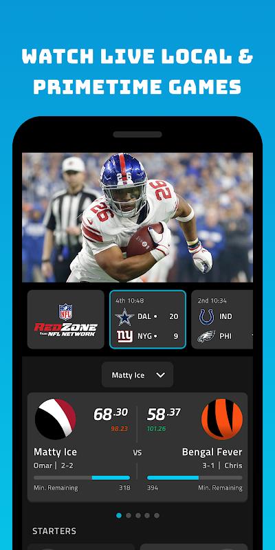 NFL Fantasy Football The App Store