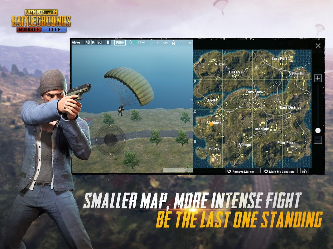 PUBG MOBILE LITE The App Store android Code Lads