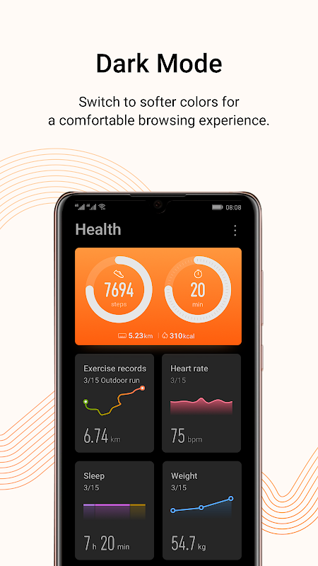 Huawei Health The App Store android Code Lads