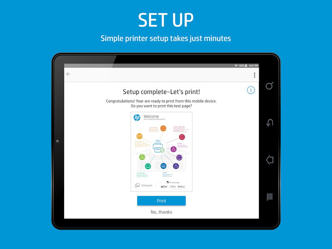 Screenshot HP Smart (Printer Remote) APK
