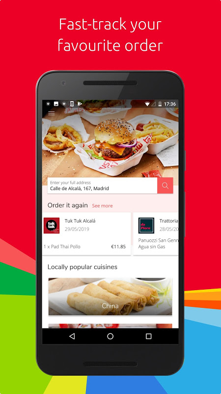 Just Eat - Order Food Online The App Store