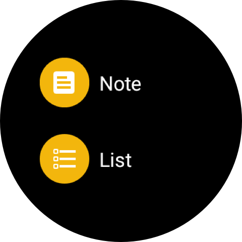 Google Keep - notes and lists The App Store android Code Lads
