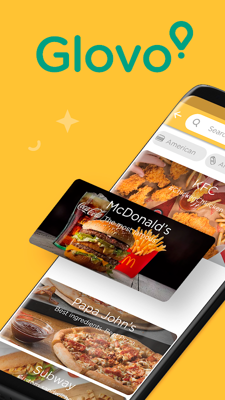 Glovo: Order Anything. Food Delivery and Much More The App Store