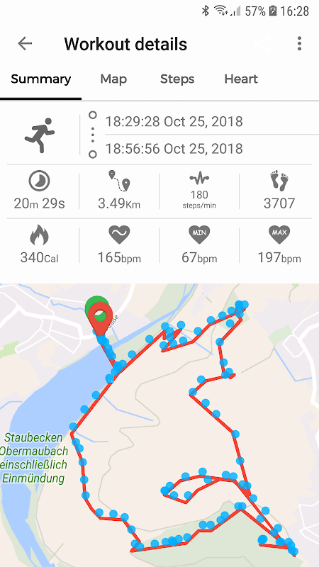 Notify & Fitness for Mi Band The App Store android Code Lads