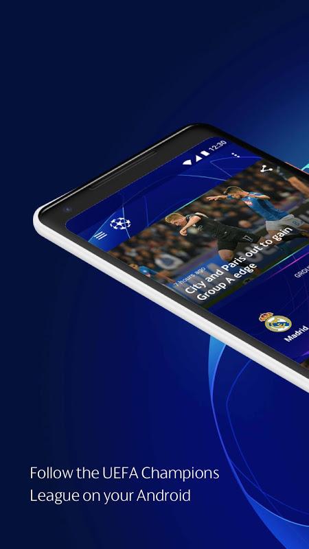 UEFA Champions League The App Store