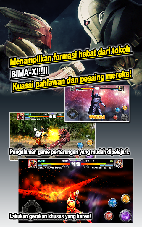 BIMA-X The App Store android Code Lads