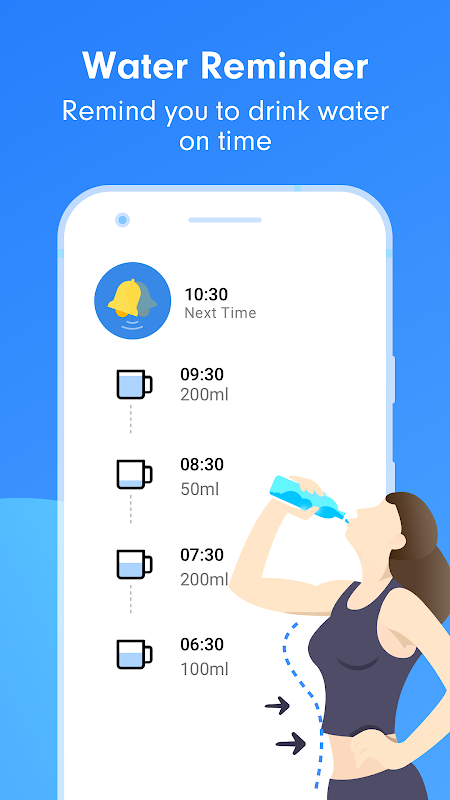 Drink Water Reminder:Weight Loss Helper The App Store