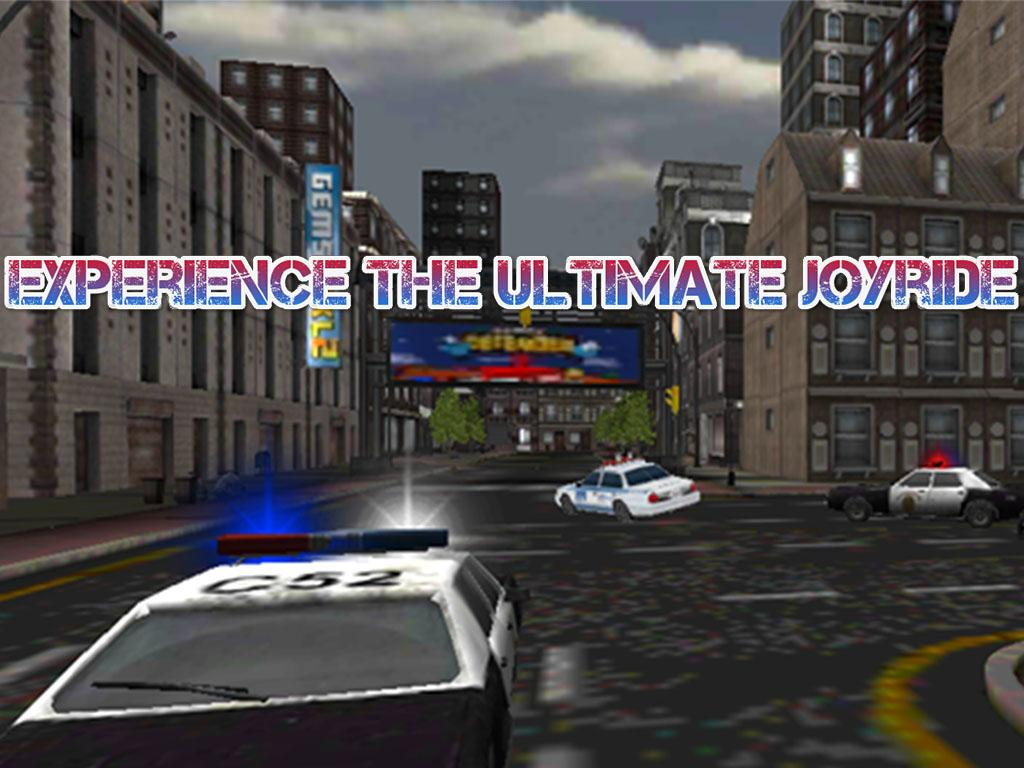 10-4 Police Car Joyride Racing The App Store