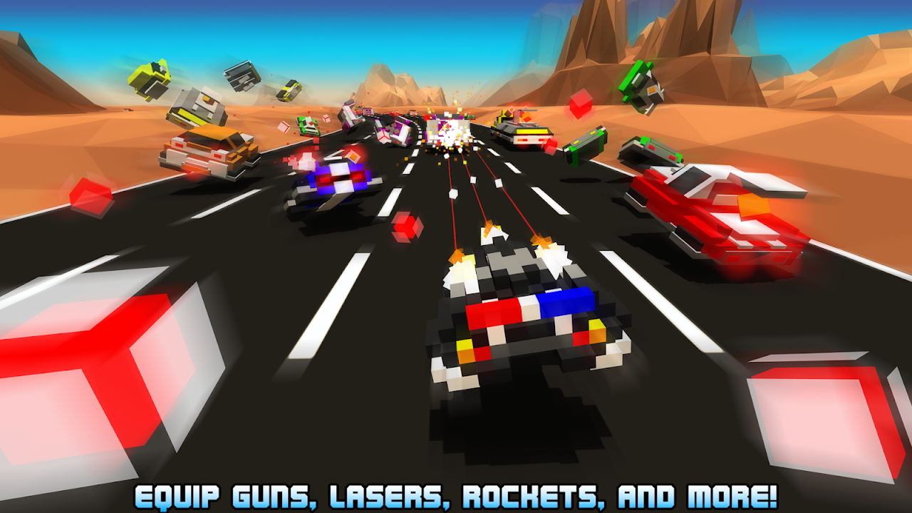 Screenshot Hovercraft: Takedown APK