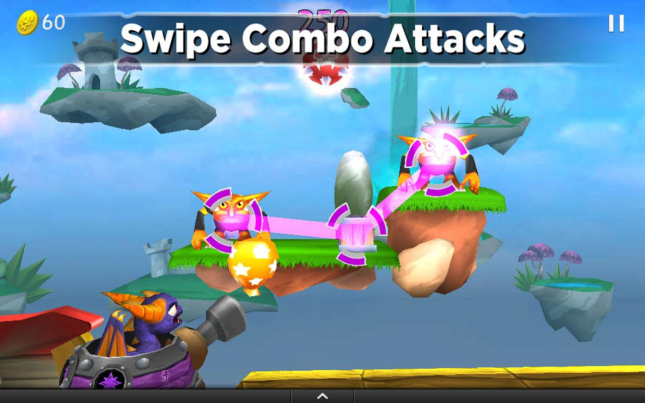 Skylanders Cloud Patrol The App Store android Code Lads
