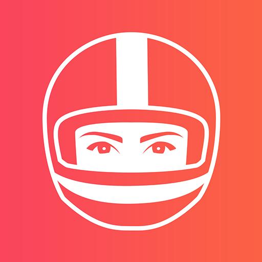 Liberty Rider : Détection d'accident et GPS Moto