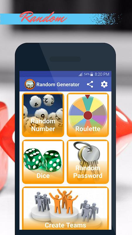 Screenshot Random Generator APK