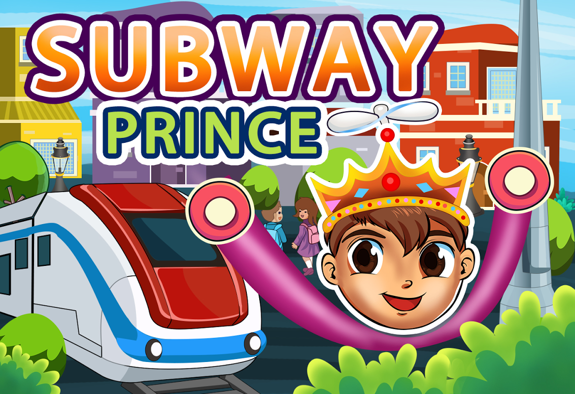 Screenshot Subway Prince APK