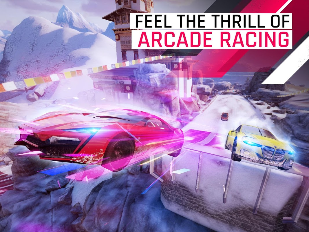 Screenshot Asphalt 9: Legends - 2018's New Arcade Racing Game APK