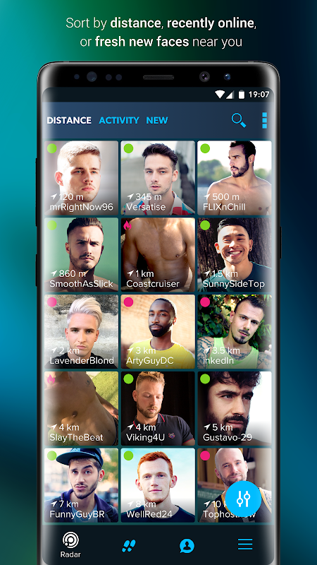 ROMEO - Gay Chat & Dating The App Store android Code Lads