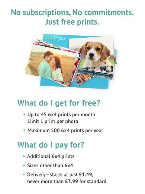 Screenshot FreePrints - Free Photos Delivered APK