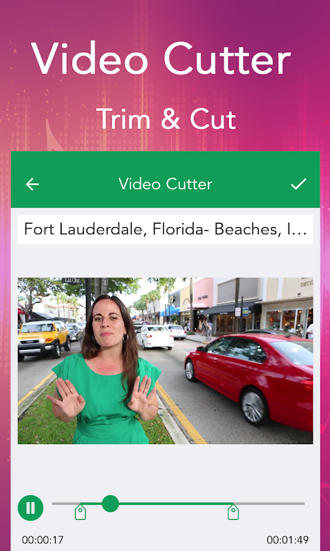 Screenshot Video Cutter APK