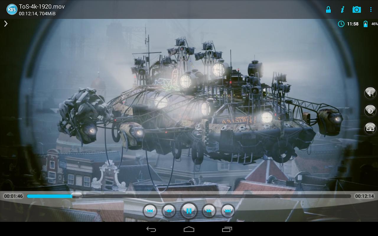 Screenshot BSPlayer FREE APK