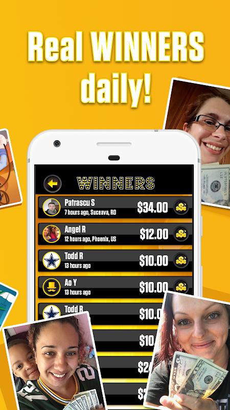 Screenshot Lucky Day - Win Real Money APK