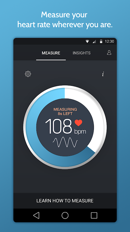 Instant Heart Rate+ : Heart Rate & Pulse Monitor The App Store