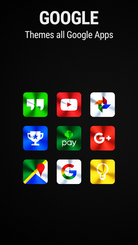 Vivid Icon Pack The App Store android Code Lads