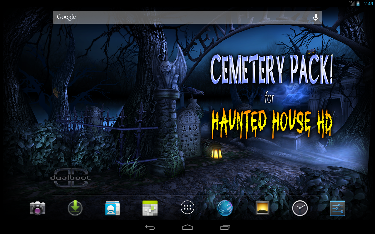 Haunted House HD The App Store