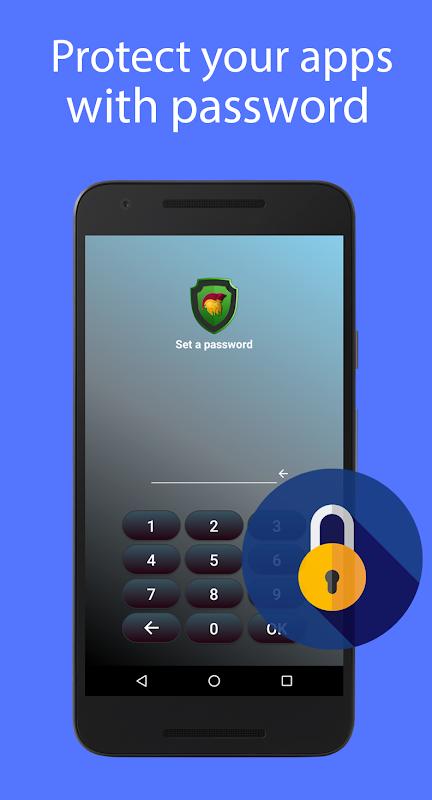 Screenshot AntiVirus Android APK