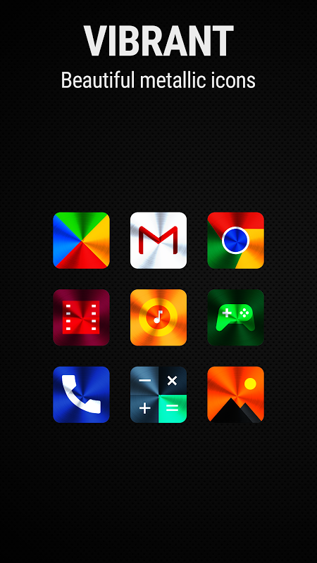 Vivid Icon Pack The App Store
