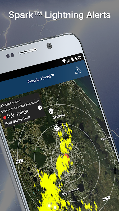 Weather Elite by WeatherBug The App Store