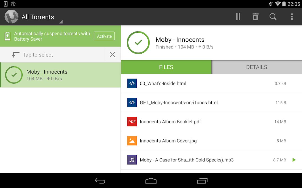 µTorrent® Pro - Torrent App The App Store android Code Lads