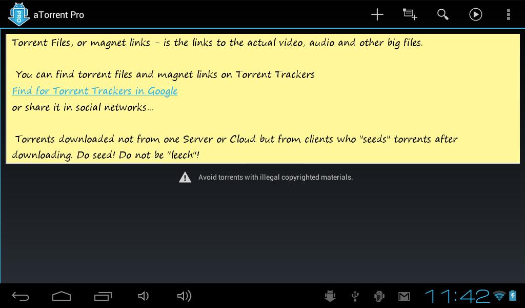aTorrent PRO - torrent client The App Store