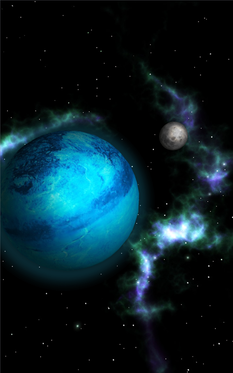 GyroSpace 3D Live Wallpaper The App Store