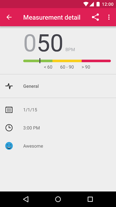 Runtastic Heart Rate PRO The App Store android Code Lads